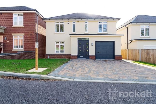 Thumbnail Detached house to rent in Aspen Rise, Clayton, Newcastle-Under-Lyme
