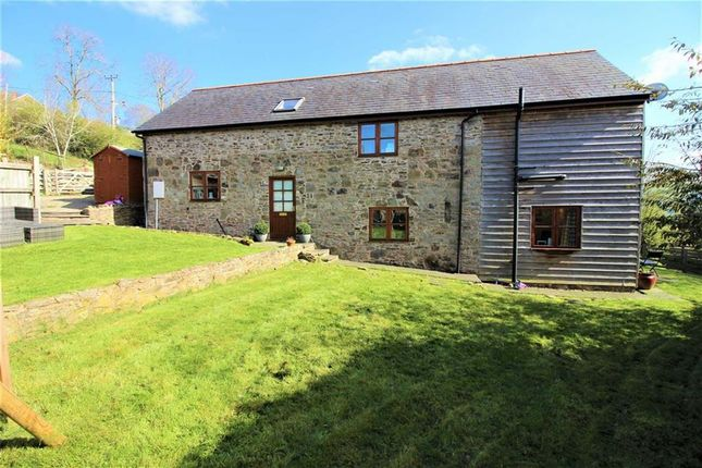 Thumbnail Detached house for sale in Barn 2, Todleth House, Churchstoke, Montgomery, Powys