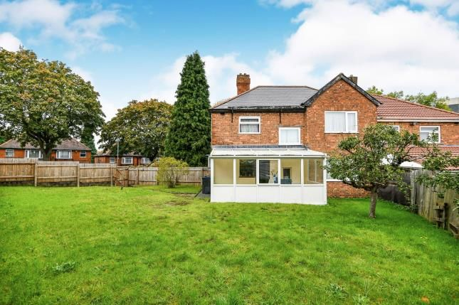 Garden of Bleak Hill Road, Erdington, Birmingham, West Midlands B23