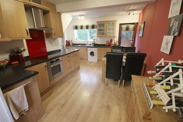 Thumbnail Terraced house for sale in Reney Crescent, Sheffield