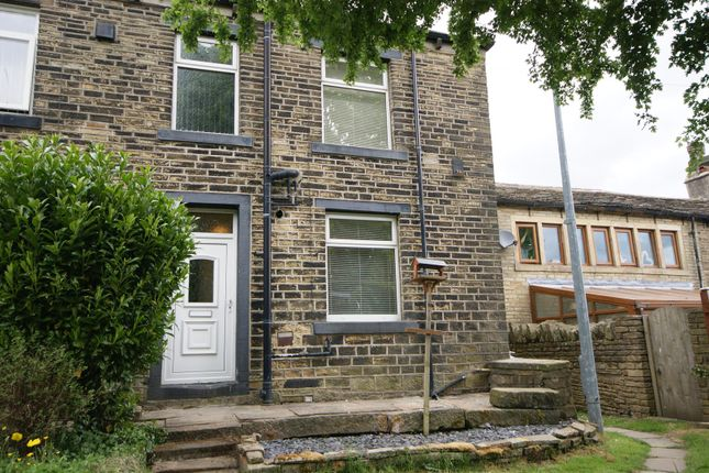 Thumbnail Terraced house to rent in St. Georges Square, Outlane, Huddersfield