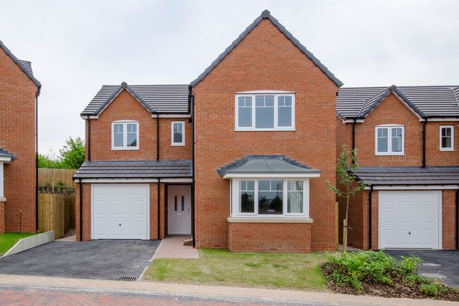 Thumbnail Detached house for sale in Plot 10 The Tate, Healdfield Court, Castleford
