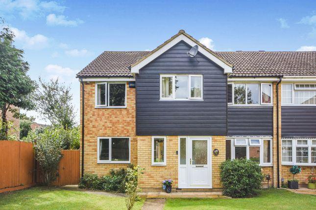Thumbnail End terrace house for sale in Kestrel Walk, Tile Kiln, Chelmsford