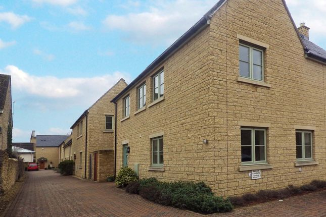 Thumbnail Detached house to rent in Kernahan Way, Witney, Oxfordshire