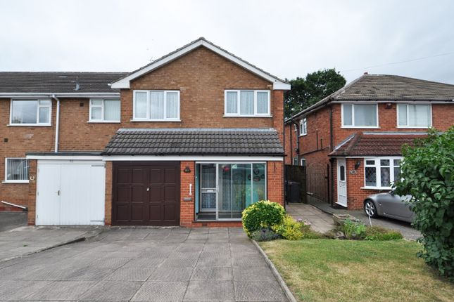 Thumbnail Semi-detached house to rent in Gibbs Hill Road, West Heath, Birmingham