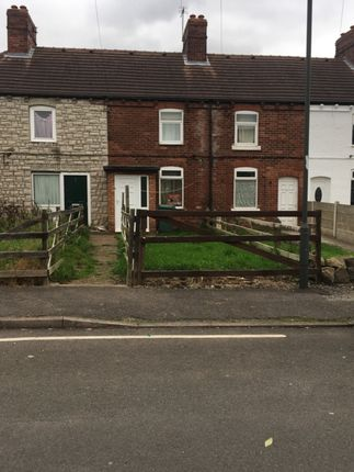 Thumbnail Terraced house to rent in Recreation Drive, Shirebrook, 8Rg.