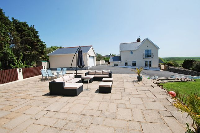 Thumbnail Semi-detached house for sale in Middleton, Rhossili, Gower, Swansea