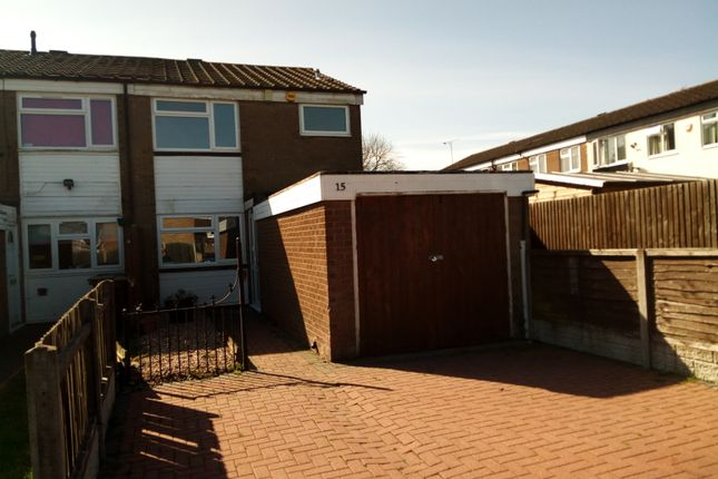 Terraced house to rent in Usk Way, Castle Bromwich, Birmingham