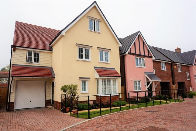 Thumbnail Detached house for sale in Granta Mead Close, Newport, Saffron Walden