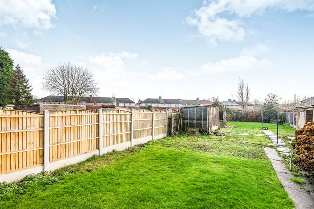 Thumbnail End terrace house for sale in Mansfield Crescent, Skellow, Doncaster