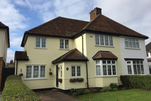 3 bed semi-detached house for sale in Whitehurst Avenue, Hitchin