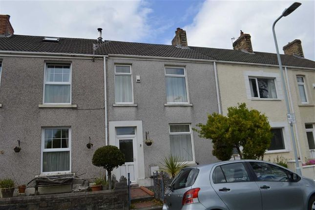 Thumbnail Terraced house for sale in Park View Terrace, Swansea