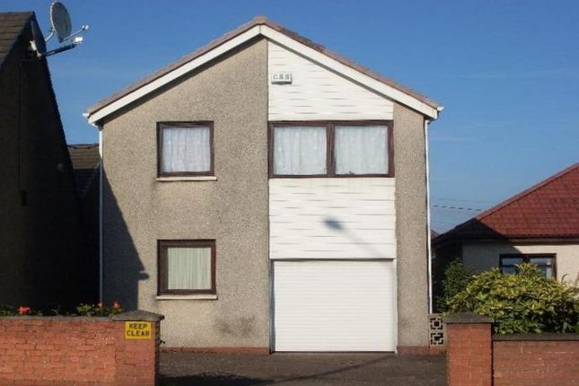 Thumbnail Detached house to rent in North Road, Bellshill