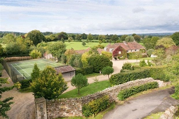 5 bedroom detached house for sale in Litton, Somerset