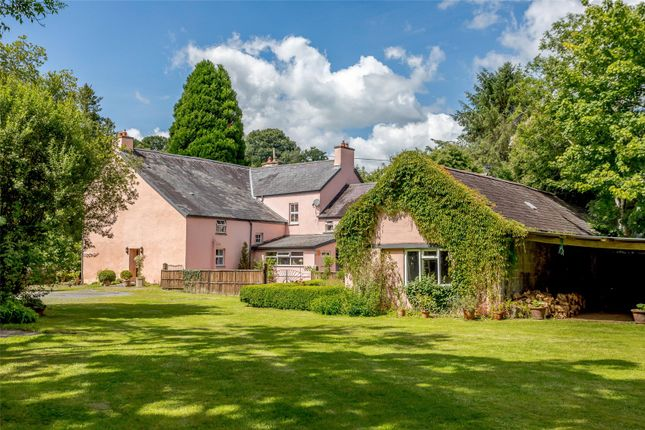 Thumbnail Detached house for sale in Felindre, Nr Newcastle Emlyn, Carmarthenshire