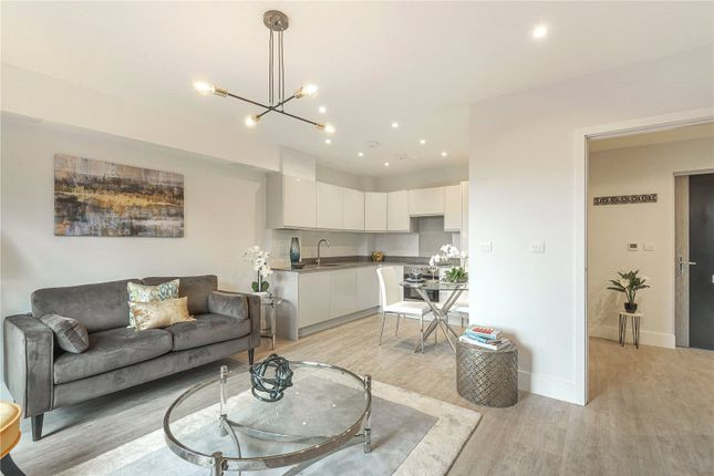 1 bed flat for sale in Trinity Court, 221 Marsh Road, Pinner, Middlesex HA5