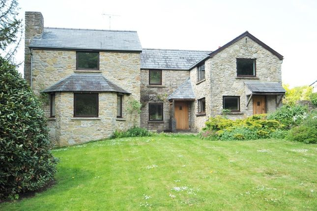 Thumbnail Detached house to rent in Forest Green, Walford, Ross On Wye
