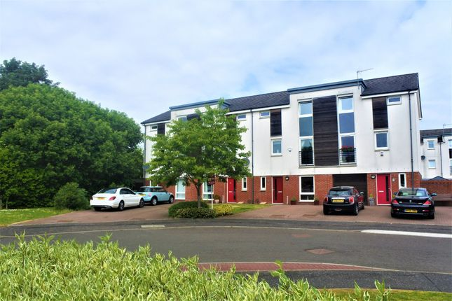 Thumbnail Terraced house for sale in Craigend Circus, Anniesland, Glasgow