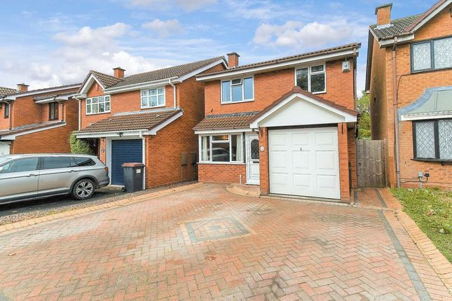 Thumbnail Detached house for sale in 27 Elderberry Close, The Rock, Telford