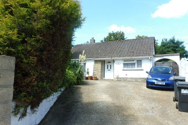 Thumbnail Detached bungalow for sale in Ringwood Road, Bournemouth