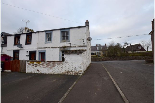 Thumbnail End terrace house for sale in 1 Kings Yard, Earlston