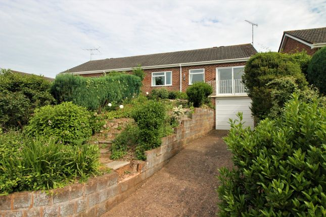 Thumbnail Semi-detached bungalow for sale in Mallocks Close, Sidmouth