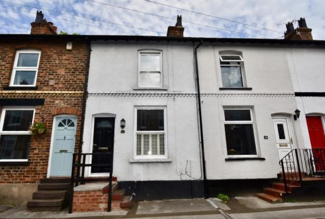 Thumbnail Terraced house for sale in Stanley Road, Knutsford, Cheshire