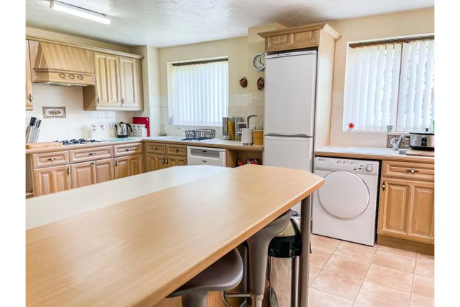Thumbnail Detached house for sale in Merrivale Road, Wistaston