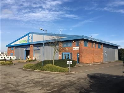 Thumbnail Light industrial to let in Unit N Airport Executive Park, President Way, London Luton Airport, Luton, Bedfordshire