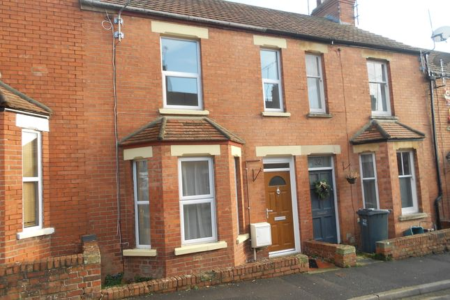 Thumbnail Terraced house to rent in Cromwell Road, Yeovil