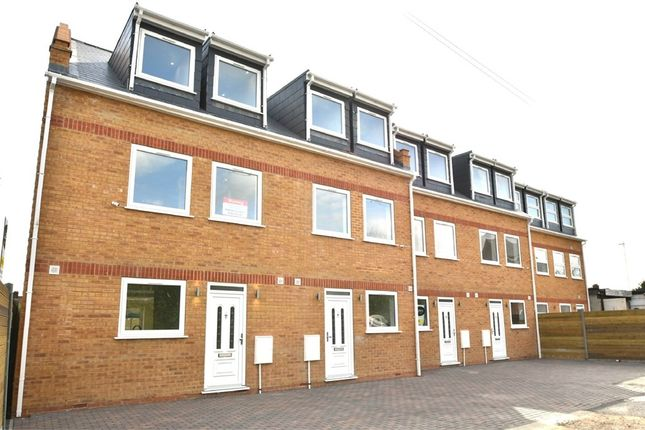 Thumbnail End terrace house for sale in Donkey Lane, Enfield