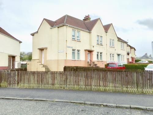 Thumbnail Flat to rent in Turnberry Drive, Kilmarnock