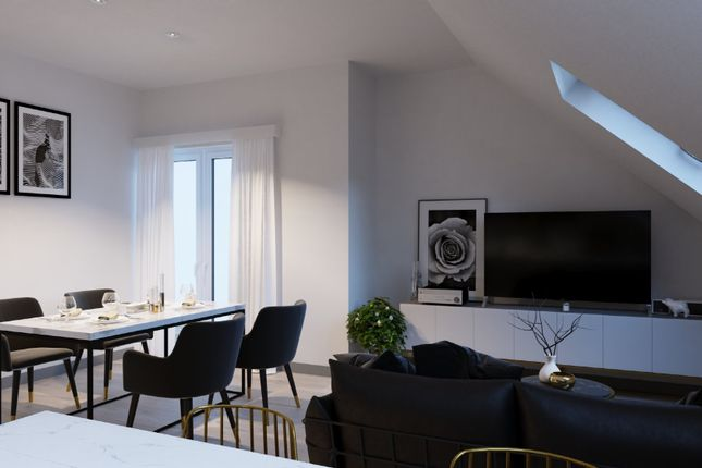 Thumbnail Flat for sale in Grove Road, Sutton, Surrey