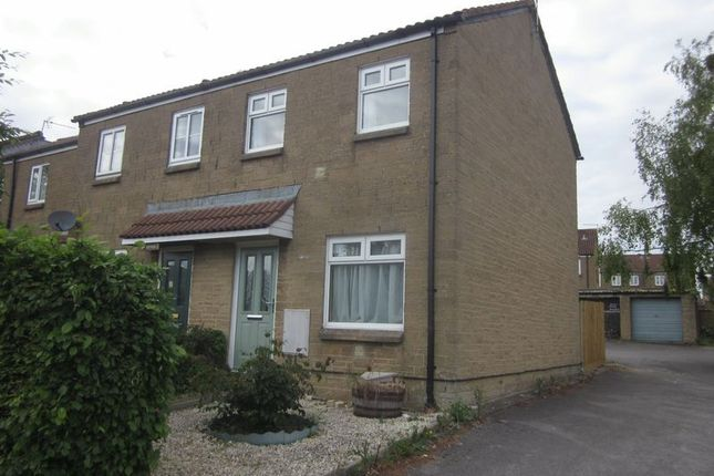 Thumbnail End terrace house to rent in Lower Ream, Yeovil