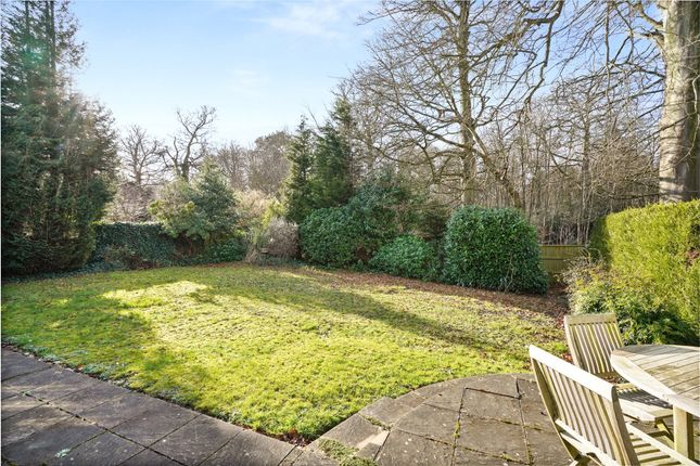 Rear Garden of Beech Close Court, Cobham KT11