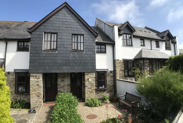 Thumbnail 2 bed property for sale in Padstow