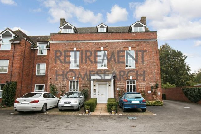 Thumbnail Flat for sale in Chestnut House, Blandford Forum