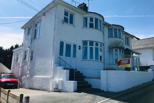 Thumbnail Semi-detached house for sale in Maesycoed Road, Lampeter