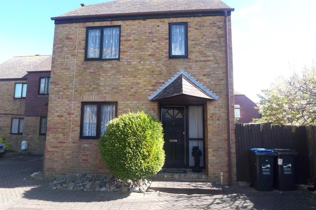 Thumbnail End terrace house for sale in Anvil Close, Birchington