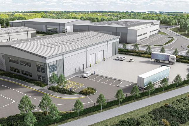 Thumbnail Industrial to let in Unit 5 Tunstall Arrow, James Brindley Way, Stoke-On-Trent