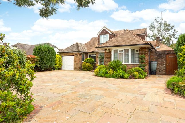 Thumbnail Detached house for sale in Ham Manor Way, Angmering, Littlehampton