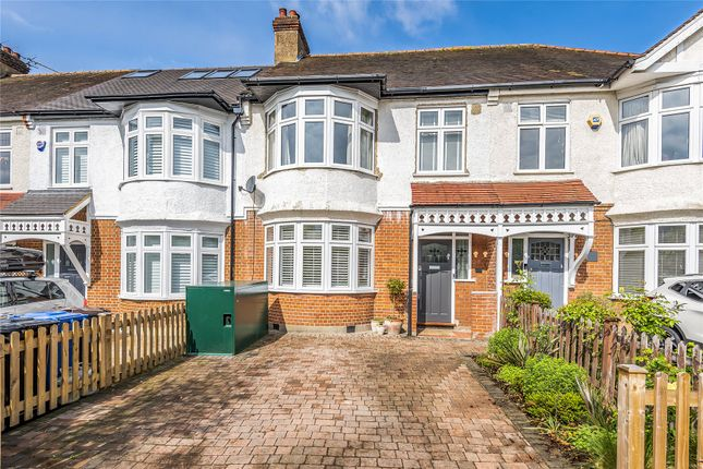 Thumbnail Terraced house for sale in The Crescent, Beckenham