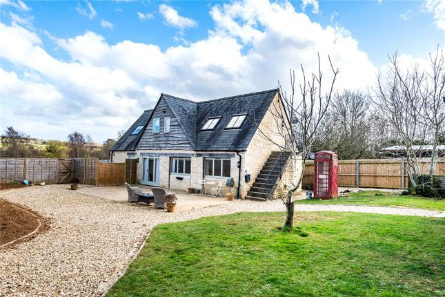 Thumbnail Country house for sale in Cemetery Lane, Bourton-On-The-Water, Cheltenham