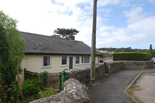 Thumbnail Semi-detached bungalow for sale in Lower Quarters, Ludgvan, Penzance