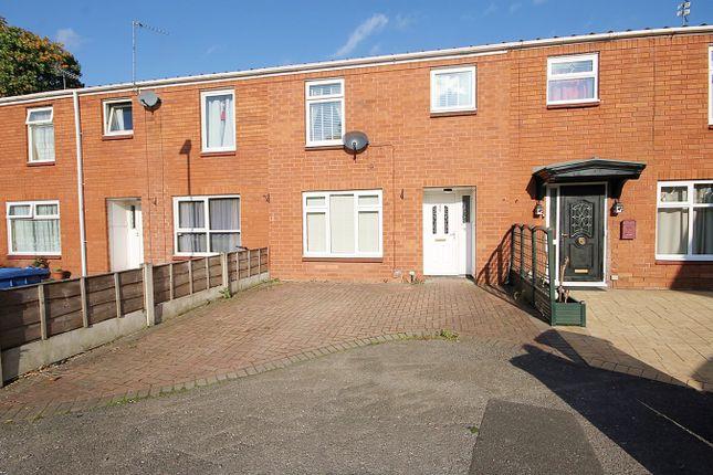 Thumbnail Terraced house for sale in Fallowfield Grove, Padgate, Warrington
