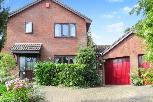 Thumbnail Detached house for sale in The Croft, Chandlers Ford, Eastleigh