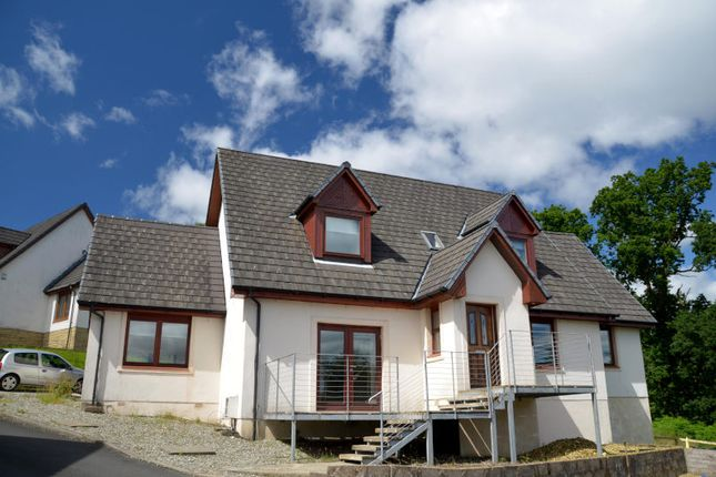 Thumbnail Detached house for sale in Eccles Road, Hunters Quay, Dunoon
