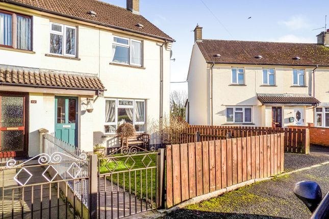 Thumbnail End terrace house for sale in Campbell Terrace, Lisburn