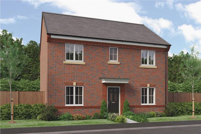 """Thumbnail Detached house for sale in """"The Buchan"""" at Parkside, Hebburn"""