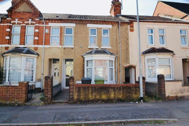 Thumbnail Terraced house to rent in Stanley Road, Wellingborough
